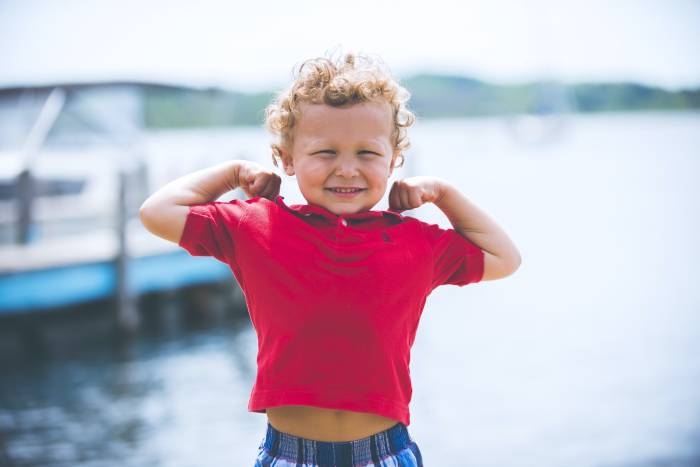 Hur mycket protein behöver växande barn?